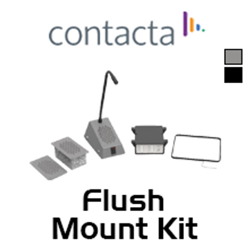 Contacta Flush Mount Speech System