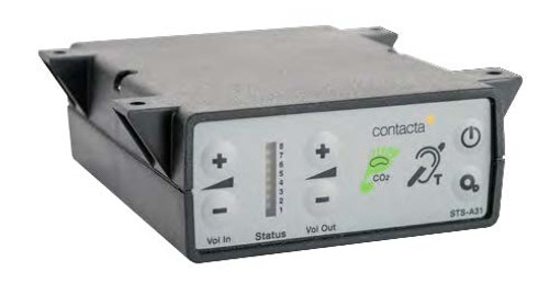 Contacta STS-A31 Speech Transfer Duplex Amplifier