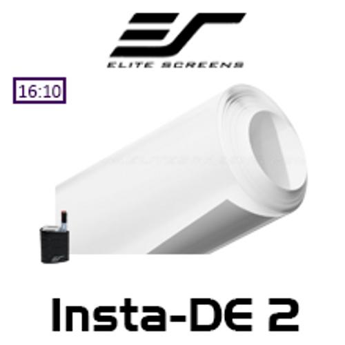 "Elite Screens Insta-DE2 Dry-Erase Soft Pad WhiteBoard Projection Screens (114-366"")"