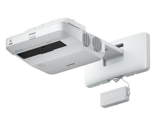 Epson EB-1460Ui 4400 Lumen WUXGA Interactive Finger Touch Ultra Short Throw Projector