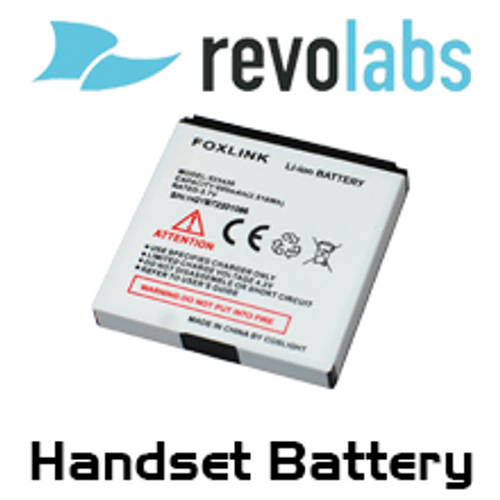 Revolabs Battery To Suit FLX Wireless Handset