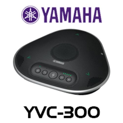 Yamaha YVC-300 USB, NFC & Bluetooth Portable Conference Phone