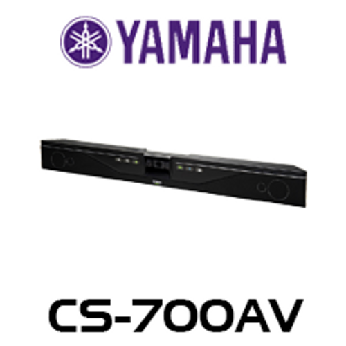 Yamaha CS-700 Video Audio Collaboration System