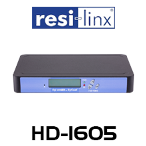 Resi-Linx HD-1605 DVBT Single Input HD Modulator With Audio Delay