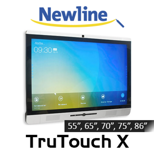 """Newline TruTouch X Video Conferencing Interactive Display (55""""-86"""")"""