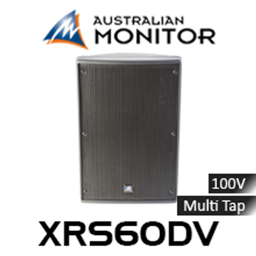 "Australian Monitor XRS6ODV 6"" 100V Weatherproof Outdoor Speaker (Each)"