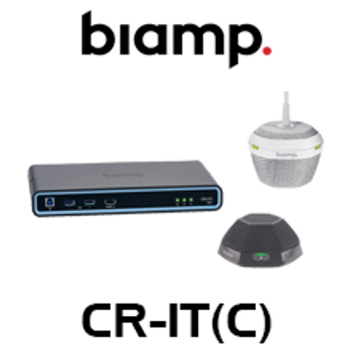 Biamp Devio CR-1 Conference Room Dock System