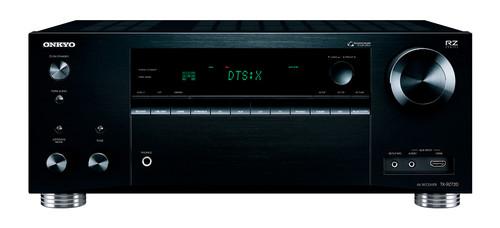 Onkyo TX-RZ720 7.2-Ch THX, 4K, HDR, DTS:X & Dolby Atmos Network AV Receiver