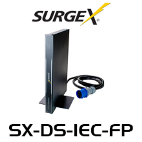 SurgeX Defender SX-DS-IEC-FP Surge Protection With PDU