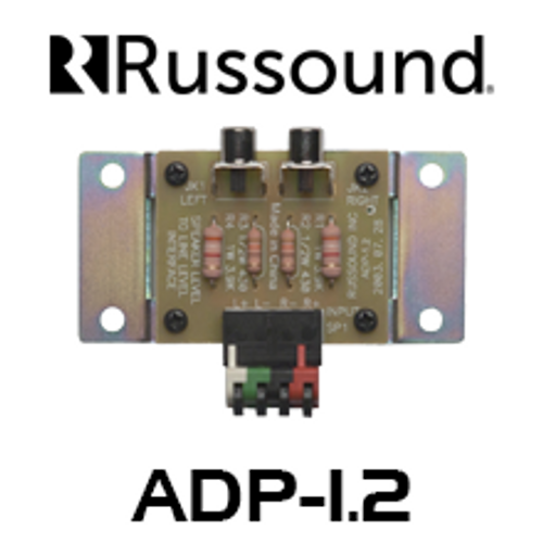 Russound ADP-1.2 Speaker to Line-Level Adapter