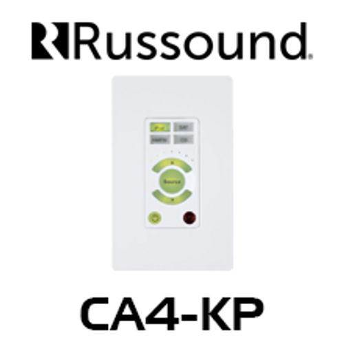 Russound CA4-KP System Keypad For CA4 Controller