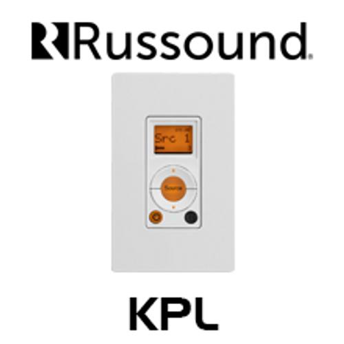 Russound KPL LCD Keypad For CA Multiroom System