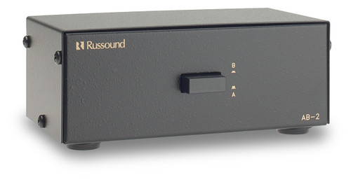 Russound AB-2.2 Dual Source Speaker Selector