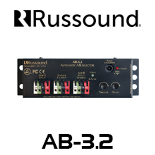 Russound AB-3.2 Dual Source Automatic Speaker Selector