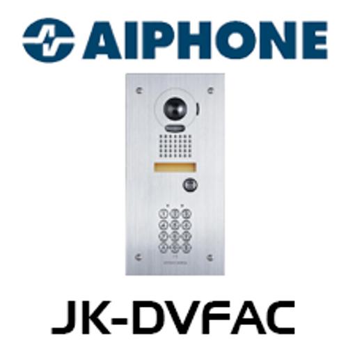 Aiphone JK-DVFAC Front Door Flush Mount Video Intercom