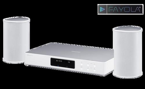 Pioneer Fayola FS-W40 2.0 Wireless Home Theatre System