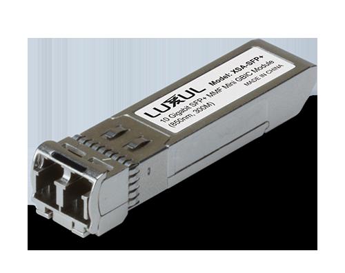 Luxul XSA-SFP10G 10 Gigabit SFP+ Multi-Mode Mini Gbic Module