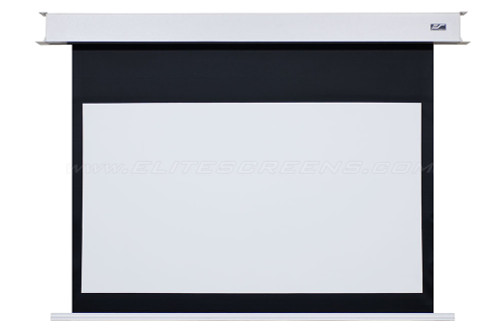"Elite Screens Evanesce 16:9 Motorised In-Ceiling Projection Screens (100""-120"")"