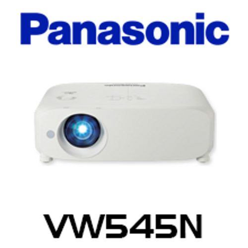 Panasonic PT-VW545N WXGA 5500 Lumens Digital Link Wireless Portable LCD Projector