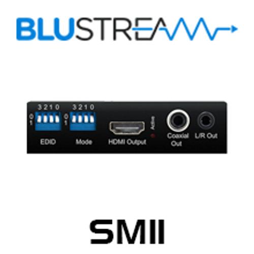 BluStream SM11 HDMI Signal Manager With Audio Embedder / De-Embedder
