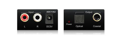 BluStream ADC11AU Analogue to Digital Audio Converter