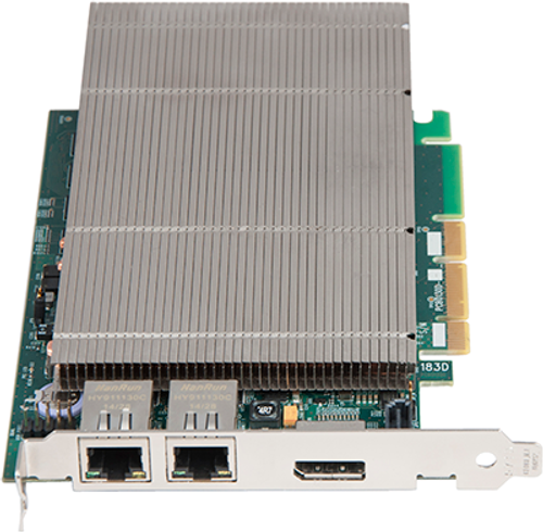 Datapath ActiveSQX Multi Channel SQX IP HD Decoder Card