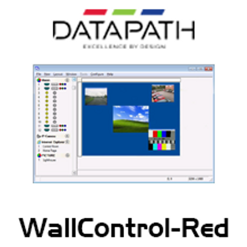 Datapath WallControl-Red License Dongle