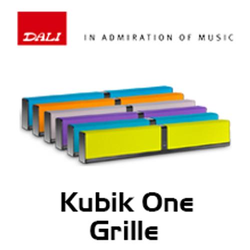 Dali Kubik One Soundbar Interchangeable Grilles (Grille only)