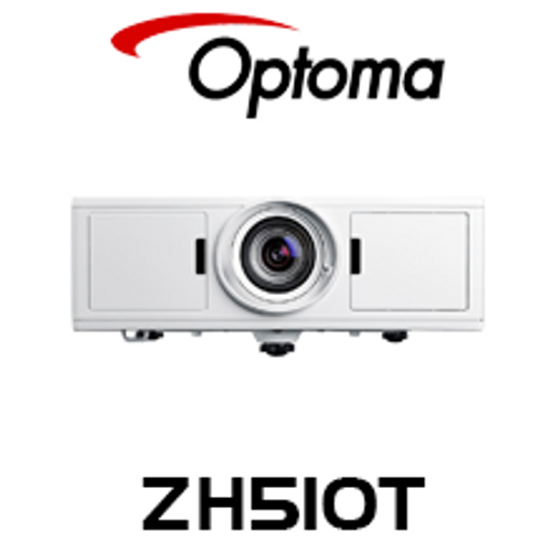 Optoma ZH510T Full HD 5000 Lumens Duracore Laser DLP Projector