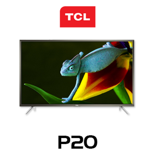 "TCL P20 60"" 4K UHD HDR Pro Smart Android LED TV"