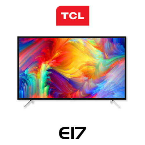 "TCL E17 65"" 4K UHD HDR Smart LED TV"