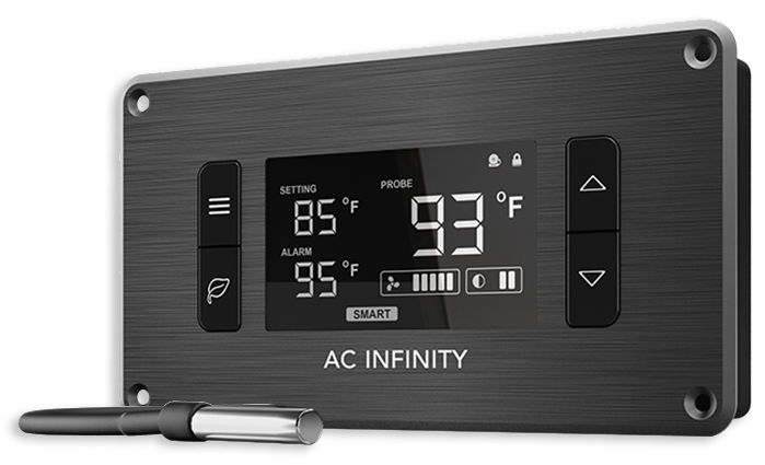 AC Infinity AI-ATC Single Zone Intelligent Thermal Fan Controller