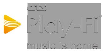 DTS Play-Fi® multi-room audio