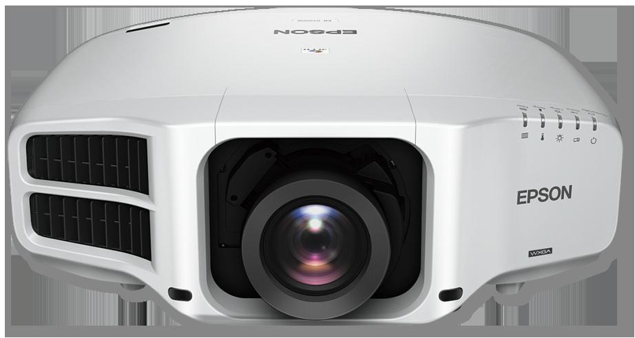 Epson EB-G7200WNL 7500 Lumens WXGA Installation Projector