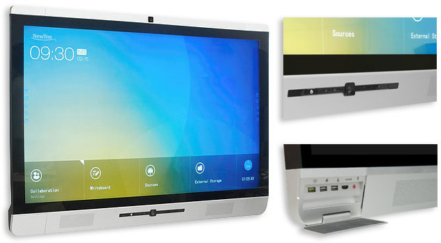 Newline TruTouch X Video Conferencing Interactive Display
