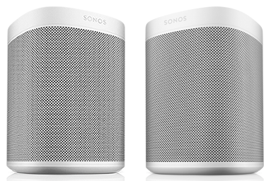 Sonos one pair - white