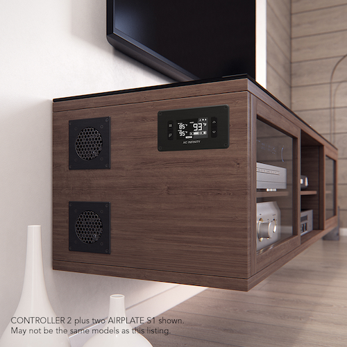 S1 cabinet cooling fan