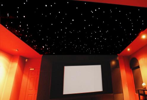 Screen Science Sky Night Stunning Led Star Ceiling Panel Av Australia Online