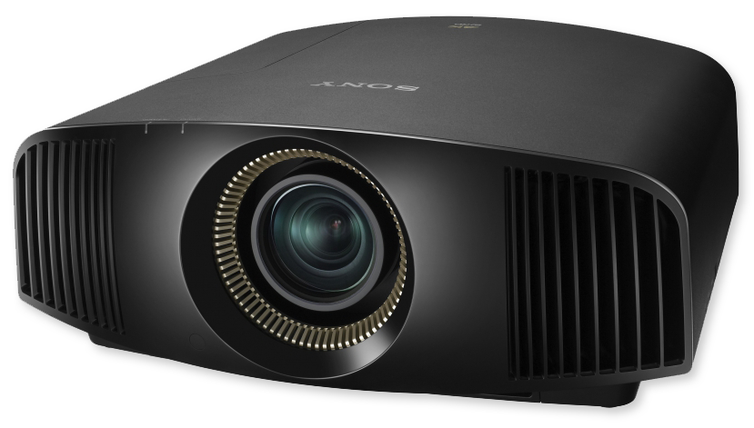 Sony VW360ES 4K HDR 3D 1500 Lumens SXRD Home Cinema Projector - front view