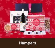 Personalised Christmas Hampers