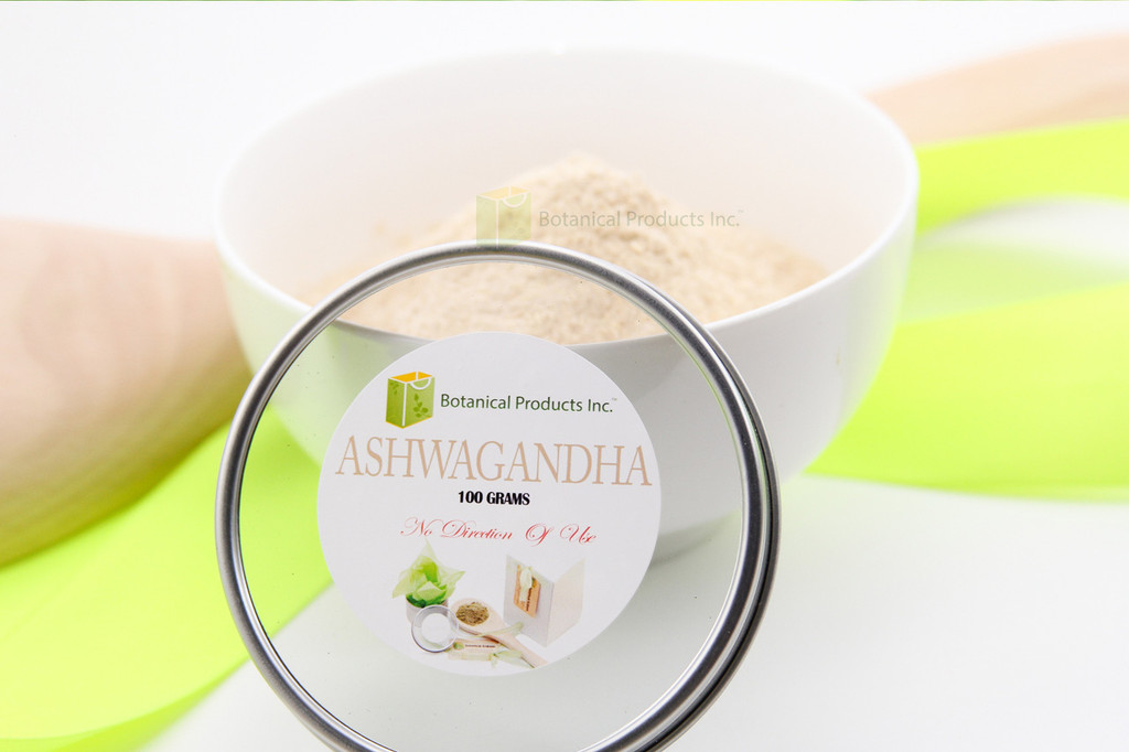All natural 100% USDA Organic Ashwagandha Root Powder. Ashwagandha Root Powder is well known for its amazing healing and health properties around the world. Each one of our amazing products is rigorously scrutinised for imperfections and only the finest make it to our clients and our all new Ashwaganda Root Powder is no exception. It is a very, very selective process from the beginning that sets Botanical Products Ashwagandha from our competition.  Our mantra is to challenge and be challenged to always have not only the highest standards but also the highest quality for our clients. It is the tireless dedication and endless process to ensure all of our products including our Organic Ashwagandha Root Powder stay true to the Botanical Products Inc. highest standards at all time.