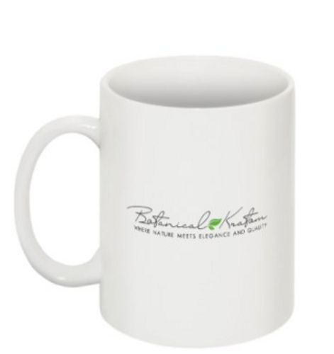 Botanical Kratom Signature Coffee Mug