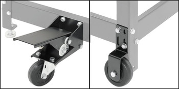 Woodpeckers | Router Table Wheel Kit (WHEELKIT)