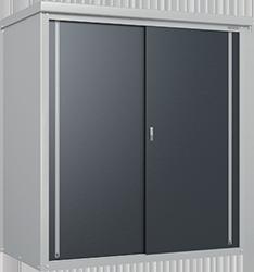 Daiken Outdoor Storage Shed