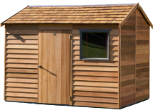 The Cedar Shed