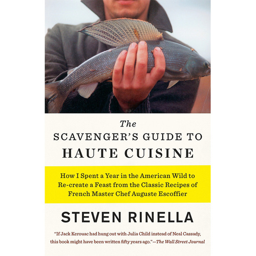 The Scavenger's Guide to Haute Cuisine One Size