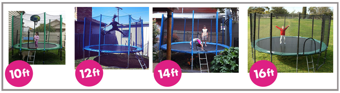 Premier Trampolines Photo Gallery