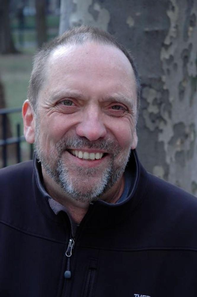 Author photo - Steere