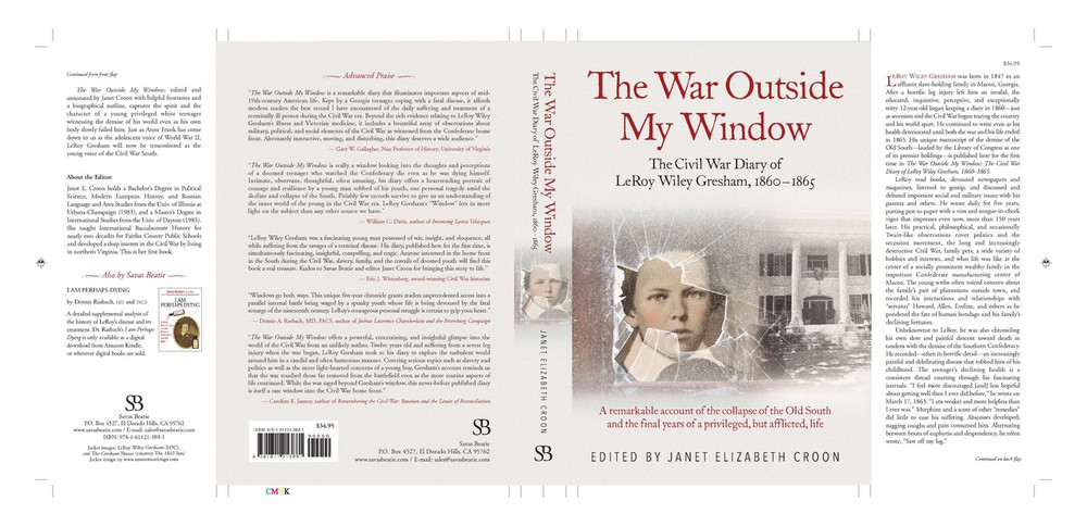 The book's dust jacket.