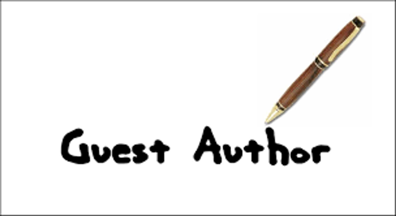 Guest Author Blog Post - Welcome Lance Herdegen!
